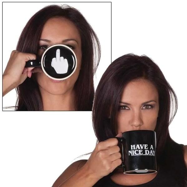 Have a Nice Day Ceramic Novelty Coffee Mug 5