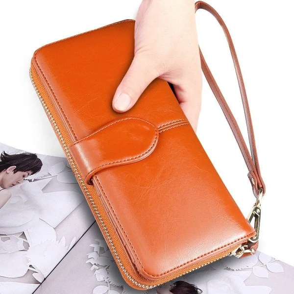 Wallet Best 2019 Women Coin Purse Long Leather Wallet 4