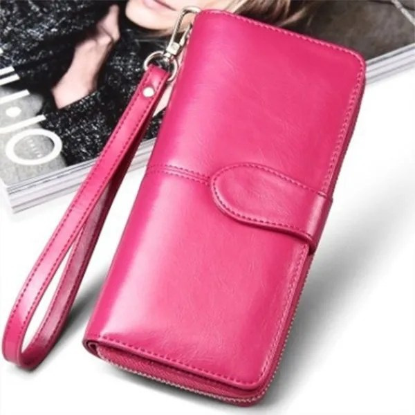 Wallet Best 2019 Women Coin Purse Long Leather Wallet 10