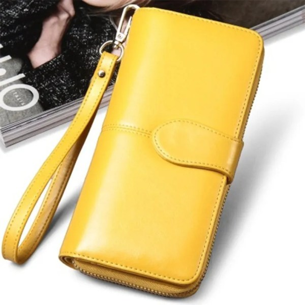 Wallet Best 2019 Women Coin Purse Long Leather Wallet 2