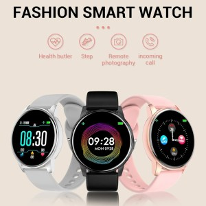 Real-time Weather Forecast Activity Tracker Heart Rate Monitor Sportswatch