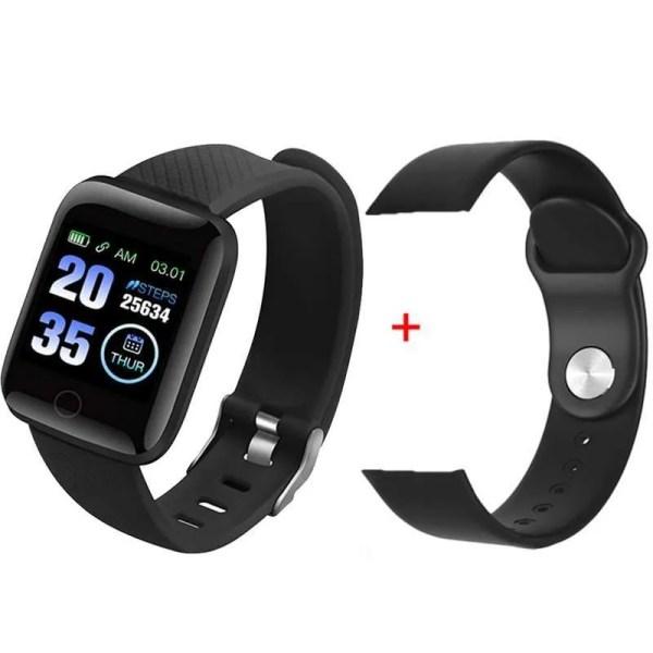 Men and Women Smartwatch Fitness Tracker Bracelet 12