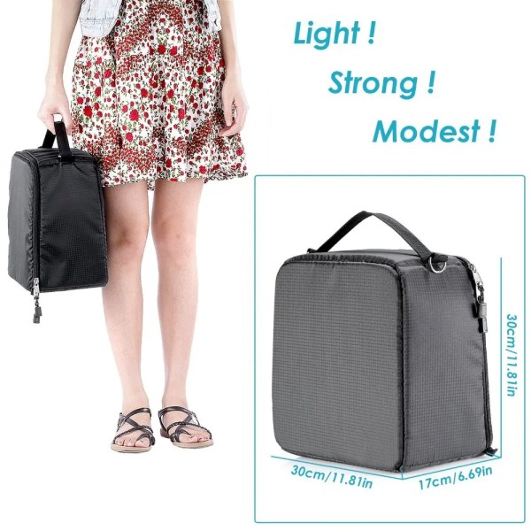 Flexible Partition Camera Padded Bag 3