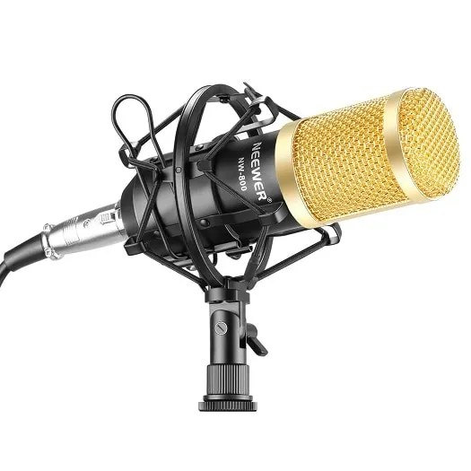 NW-800 Professional Condenser Microphone 9