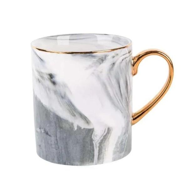 Lekoch European Marble Grain Mug 5