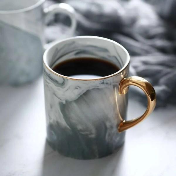 Lekoch European Marble Grain Mug 1