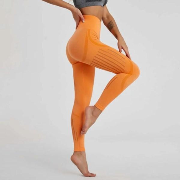 High Waist Yoga Pants Vital Seamless Leggings Gym Sport Leggins women's Fitness Running Tights booty Scrunch Butt Leggings