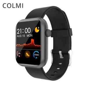 COLMI P9 Unisex Smart Watch IP67 Waterproof for iOS Android Phones