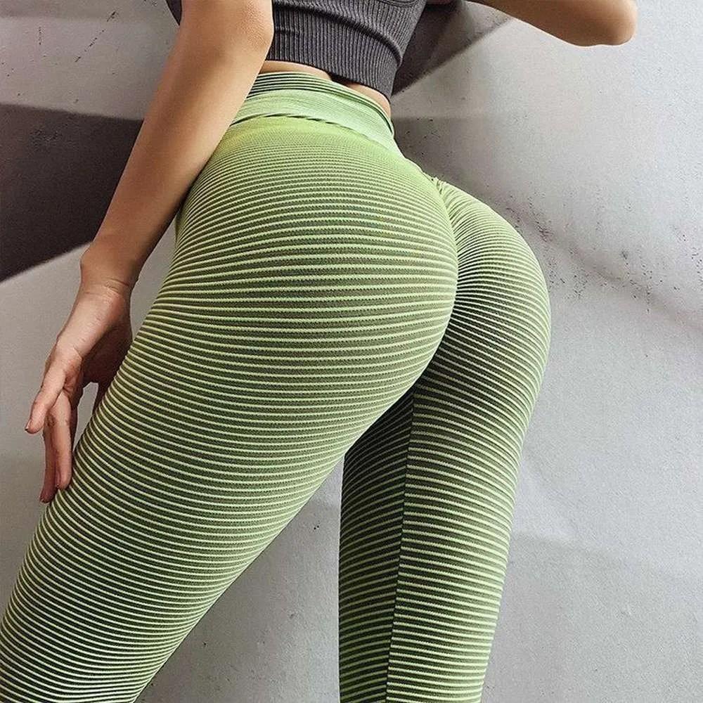 Women Sport Textured Booty Leggings 5