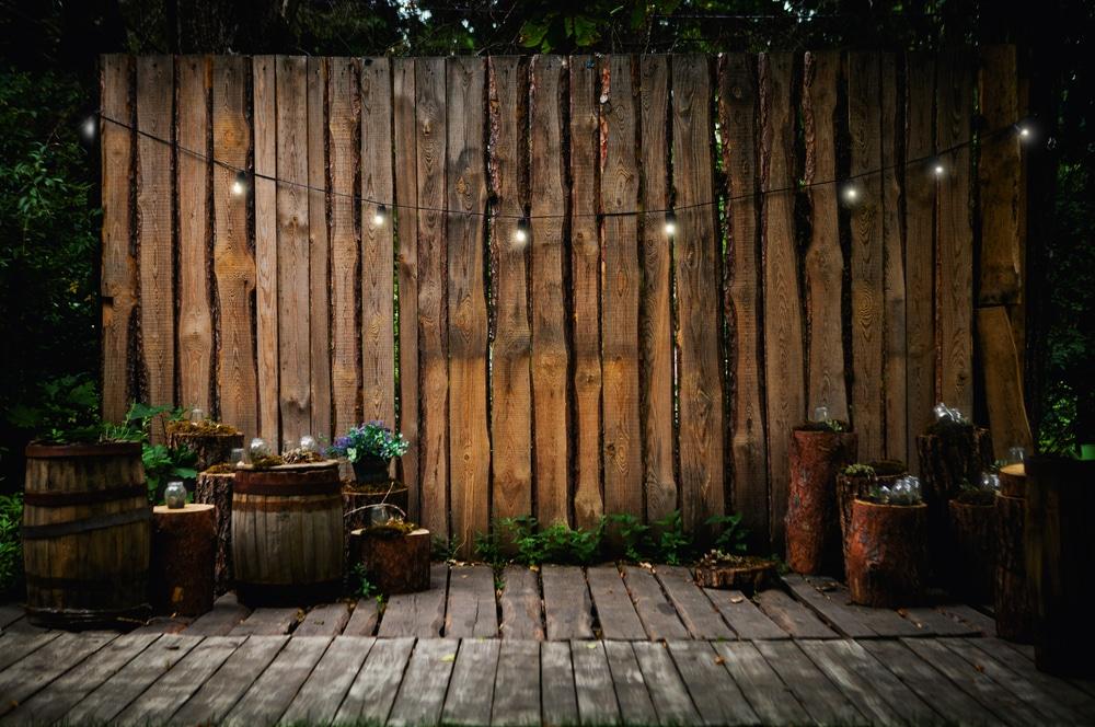 outdoor garden lighting ideas