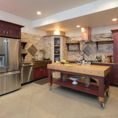 Kitchen Upgrades Glass Cabinets How To Update Your On A Budget Upgifs Com