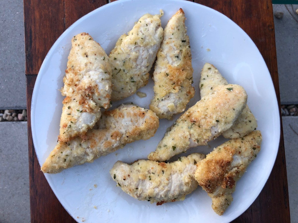 Ketotenders – The Most Delicious Ketogenic Coconut Chicken Tenders
