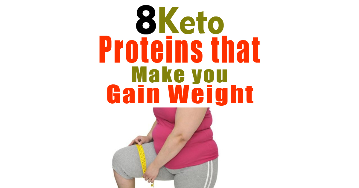 These 8 Keto-Friendly Proteins Are Making You Gain Weight