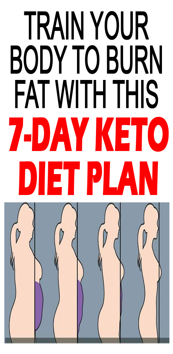 7 day keto diet plan