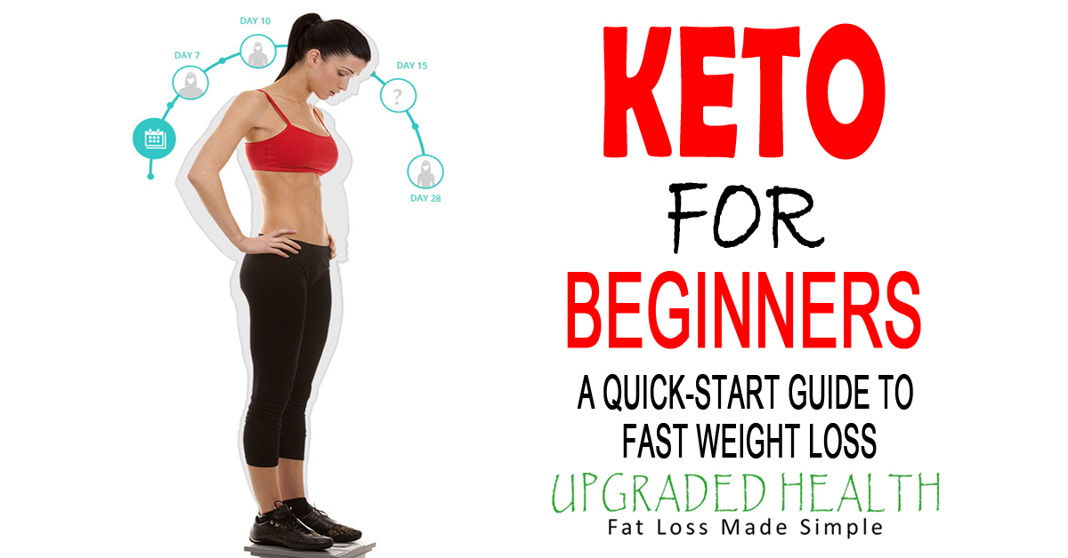 A Quick-Start Keto Guide For Beginners