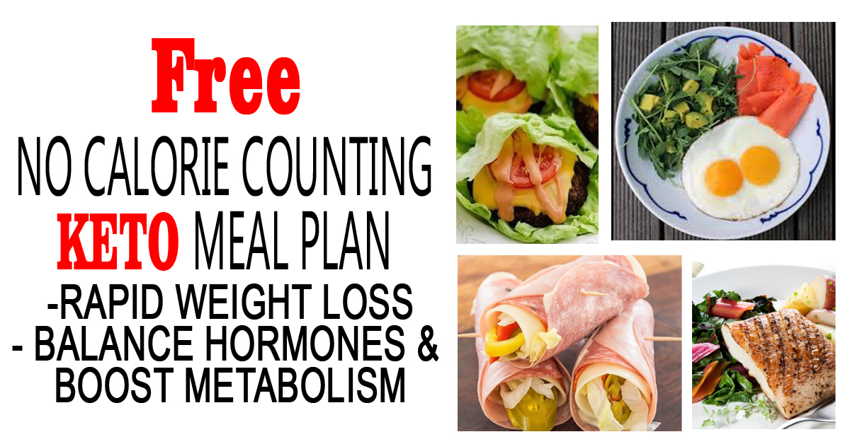 Free 7-Day Keto Fat Loss Meal Plan and Menu For Beginners