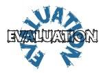 Evaluation….again…