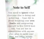 The power of SELF.
