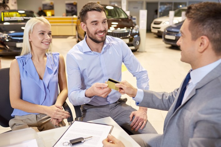 Buying Car with Credit