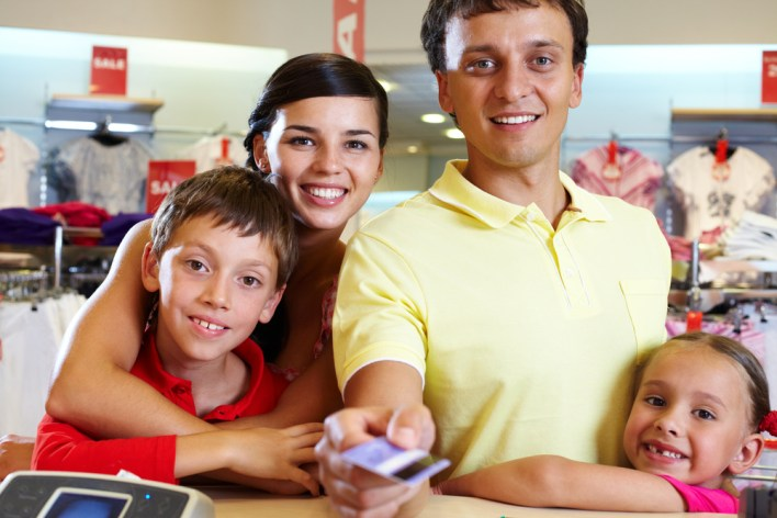 Family Credit Cards