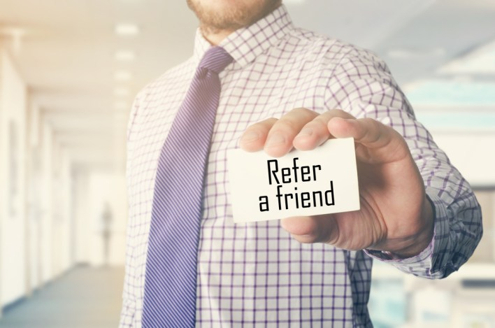 Refer a Friend to AMEX for Bonus Points