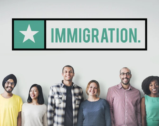 Immigration Visas Allow Non-Citizens to Live in a Country
