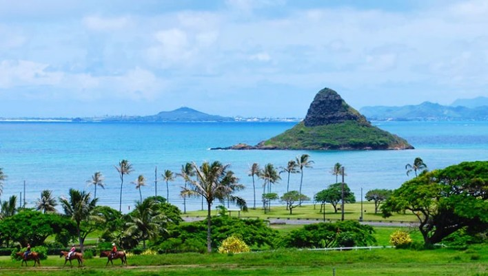 use flying blue miles to travel to Hawaii