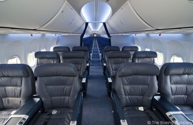 Copa Airlines business class