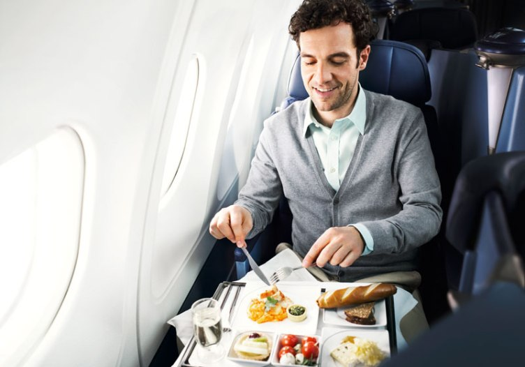 Try Air Berlin's business class product for great deal to Berlin.
