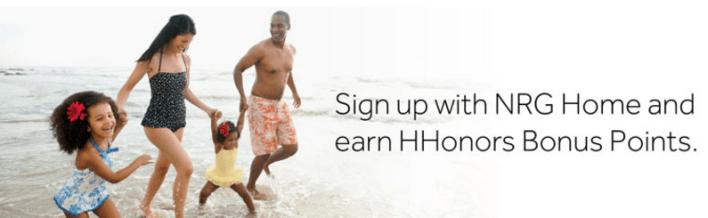 hilton hhonors nrg home