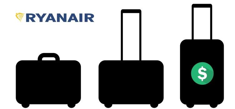 Ryanair baggage fees