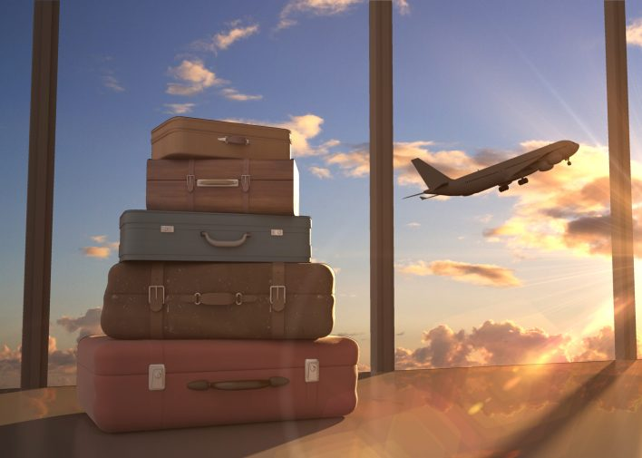 Save on Checked Luggage Fees with Amex Platinum Benefit
