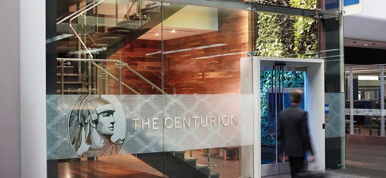 american express centurion lounges