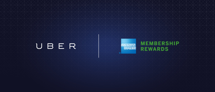 Amex Membership Rewards Uber Partnership