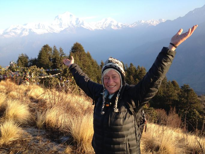 Nepal - on points!