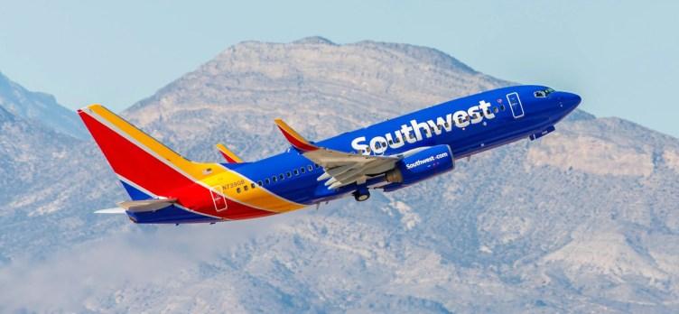 Southwest 72-Hour Fare Sale