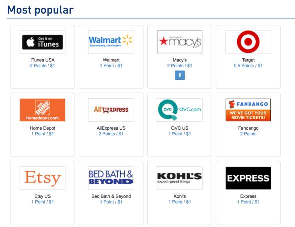 JetBlue ShopTrue Shopping Portal