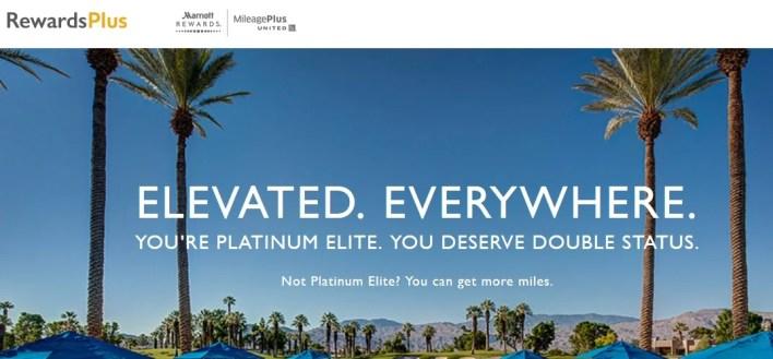 Marriott United RewardsPlus