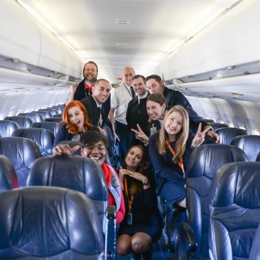 Allegiant Air Cabin & Crew