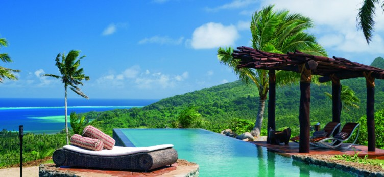 Amex Fine Hotels and Resorts Laucala Island