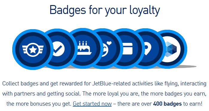 TrueBlue Badges