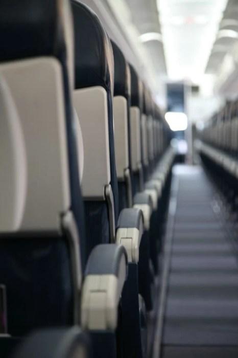 WOW air, Aircraft Interior - tray tables