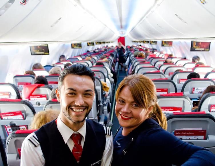 Norwegian Airlines, Boeing 737 Max Next Generation