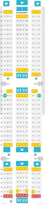 Lufthansa A380 Seat Map : lufthansa, Definitive, Guide, Lufthansa, Routes, [Plane, Types, Options]