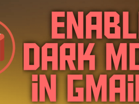 How To Enable Dark Mode in Gmail For pc – 5 easy Steps