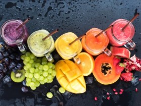 Fresh drinks That's will Improve your Eye Sight..
