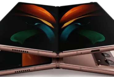 A Band New samsung galaxy Z Fold 2 features and specs
