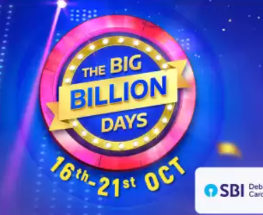 From October 16-21 Flipkart 'Big Billion Days' Sale to Run