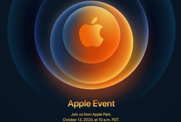 iPhone 12  Launch Event Set for October 13