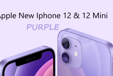 Now You can buy Apple iPhone 12 mini and iPhone 12 Purple